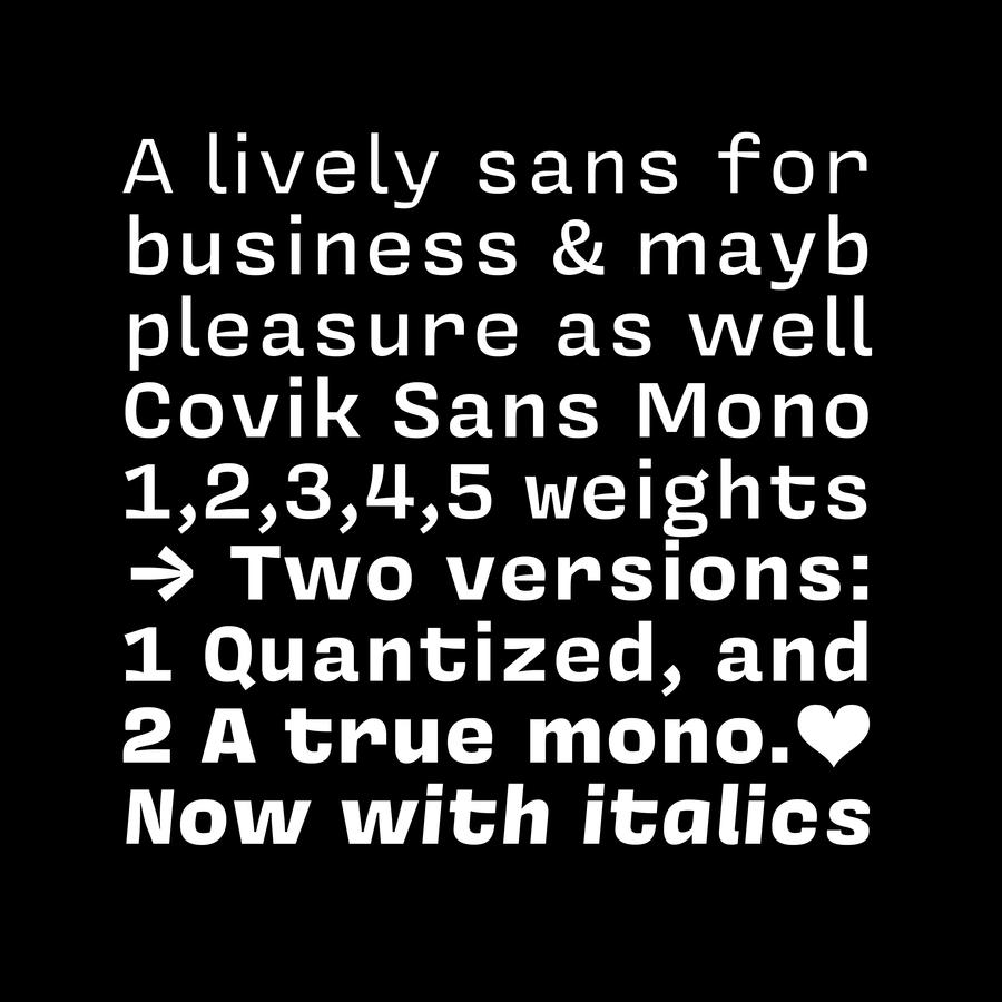 OHNO - Future Fonts