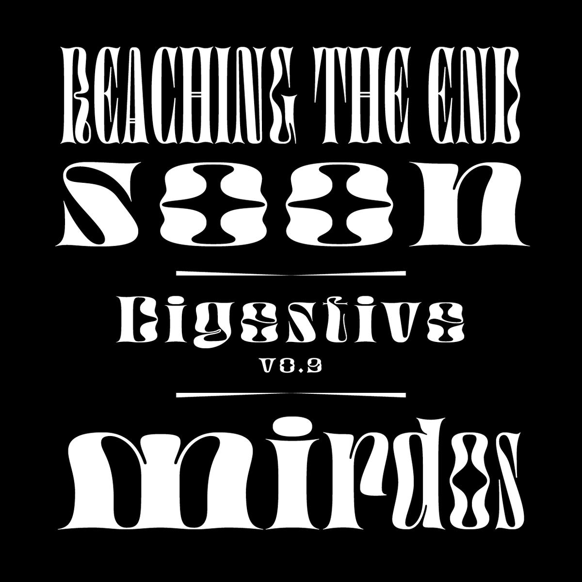 Digestive by Studio Triple - Future Fonts